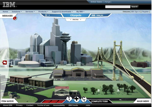 CityOne screenshot